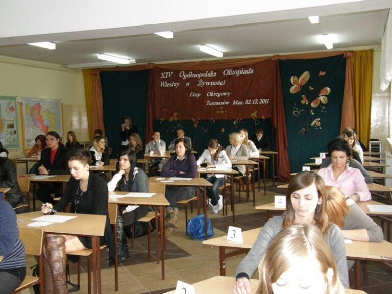 Read more about the article XIV Olimpiada <br> Wiedzy oŻywności