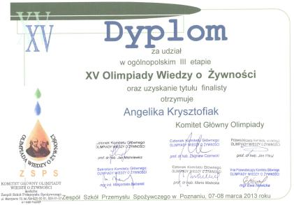Read more about the article Olimpiada
