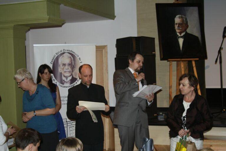 Read more about the article Finał Konkursu <br> odr. A. Troczewskim