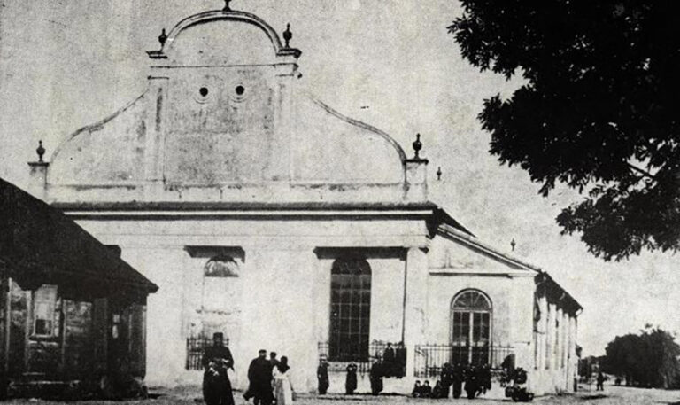 Synagoga przy ul.Senatorskiej