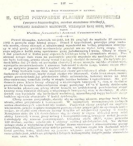 Publicystyka drTroczewskiego