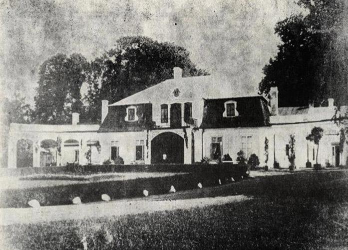 Pałac dawnych właścicieli miasta