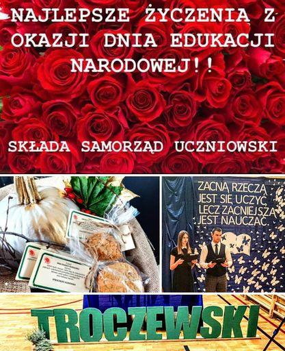 Read more about the article ŻYCZENIA ZOKAZJI DNIA EDUKACJI NARODOWEJ